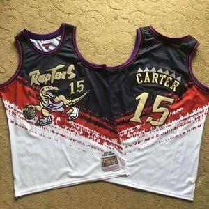 Vince Carter Mitchell&Ness Jersey